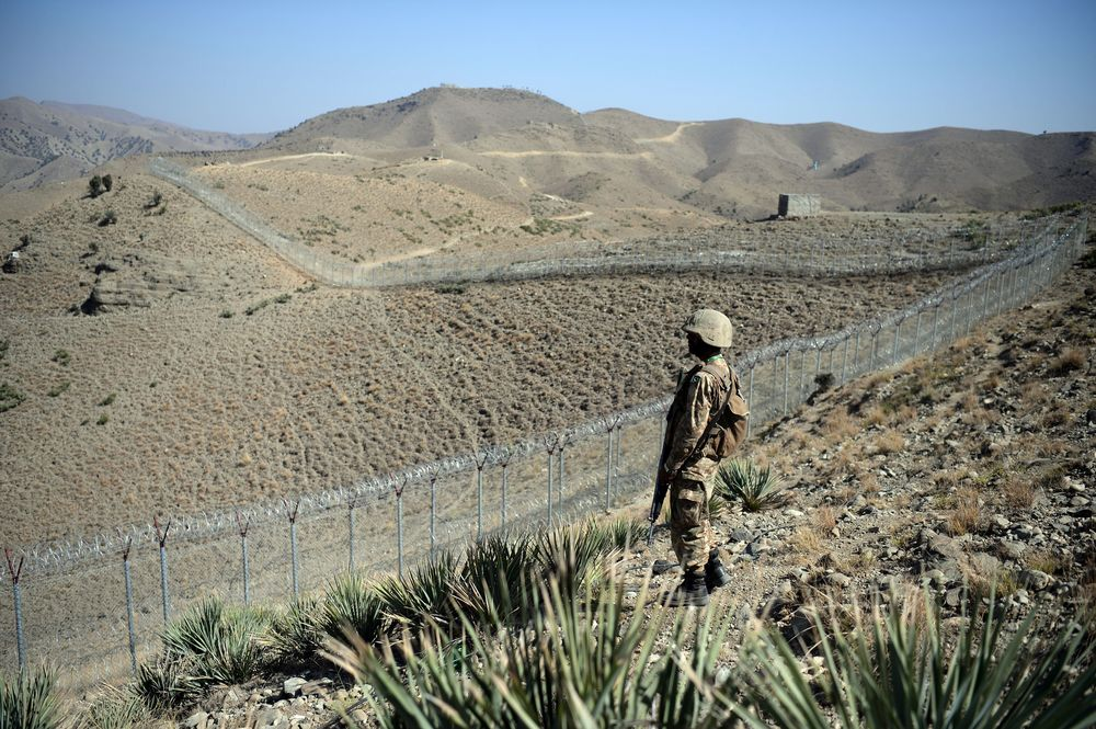 Pakistan to Trump: Pay for Our Border Fence to Reduce Terrorism