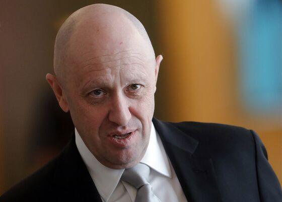 Russian Firm Dodging U.S. Questions on 'Putin's Chef' Ties