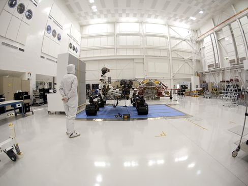 NASA Helps Hatch Robots for Drilling Oil Without Humans: Energy