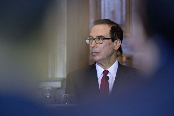 Mnuchin Set to Top Geithner Record as Treasury Auctions Grow