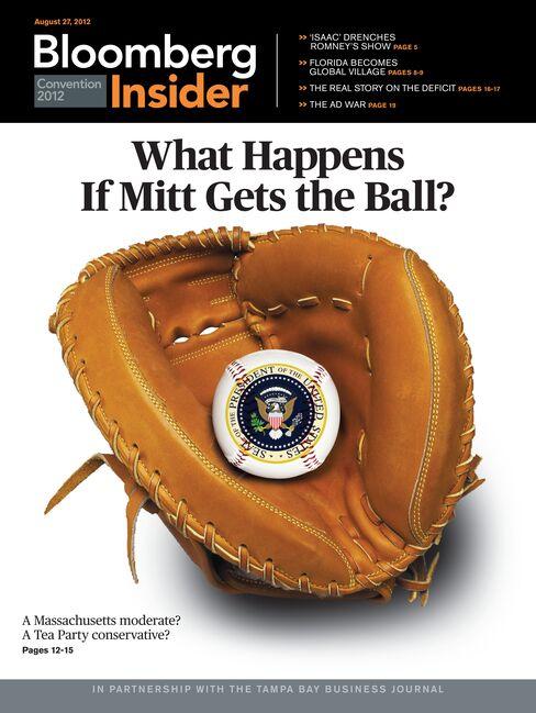 Bloomberg Insider Magazine