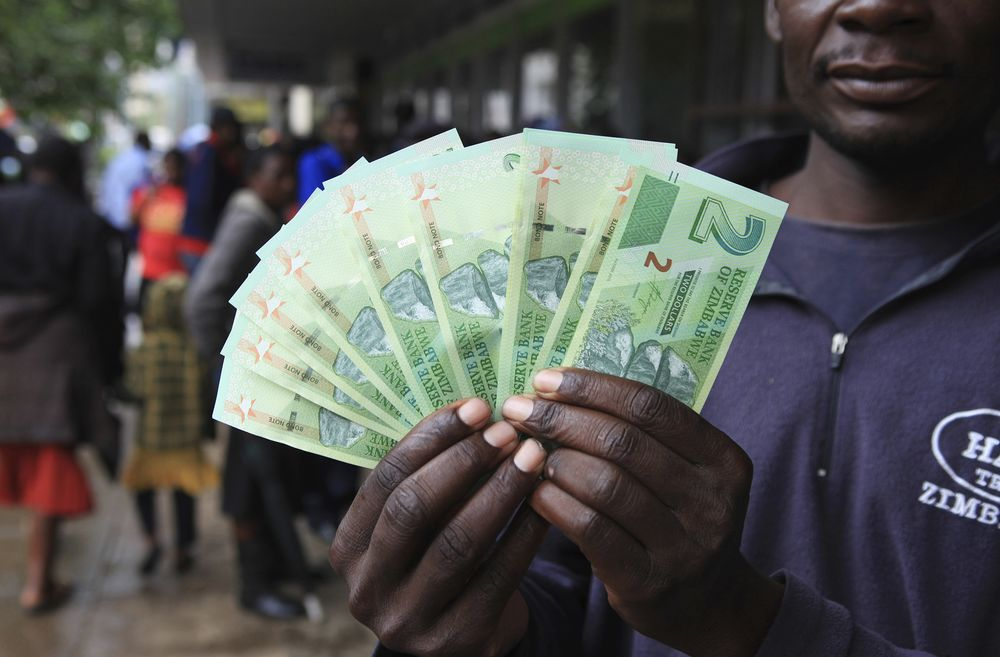 Hits Streets As Bond Notes