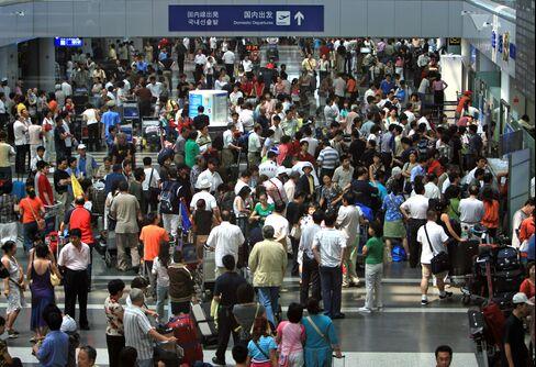 Beijing Airport Eclipses London Heathrow