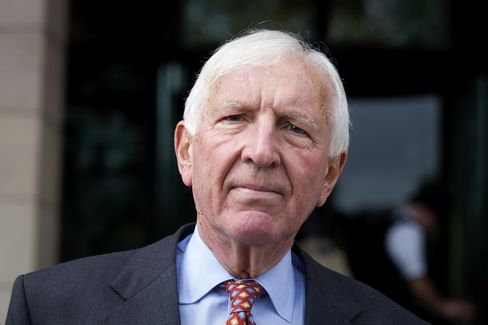 Barclays Plc's Chairman-Elect David Walker