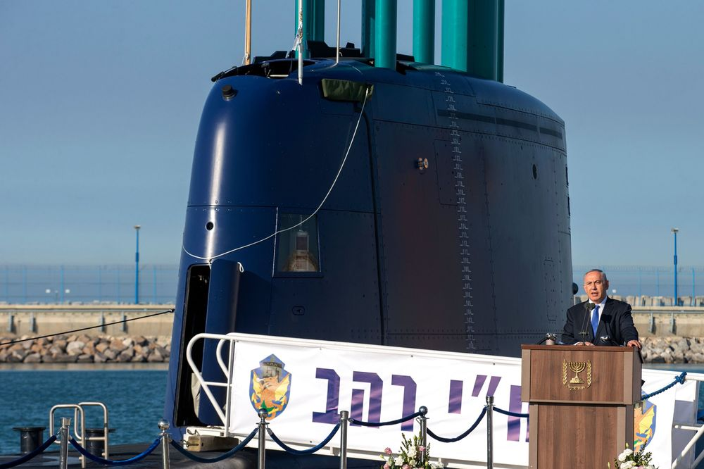 Submarine Case Resurfaces in New Election Headache for