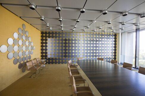 Bundesbank conference room
