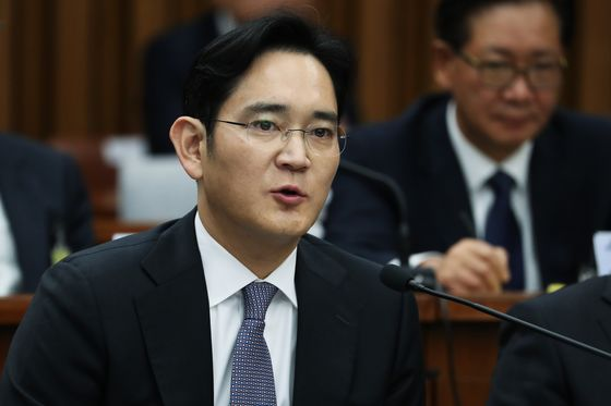 Samsung Chief Lee to Visit North Korea for Moon-Kim Summit