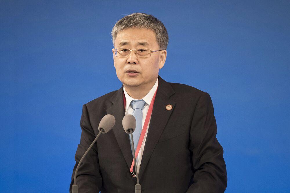 China Regulator Downplays Trade War Impact, Warns on FX