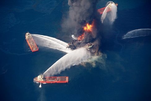 BP Oil-Spill Settlement Imbroglio Enters Strip Club Phase