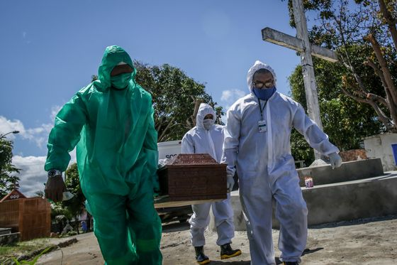 Oxygen Shortage Prompts Curfew in Capital of Brazil's Amazon