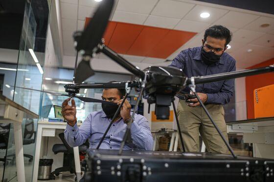 Ambani-Backed Tech Monitoring Pipelines Has Virus Moment