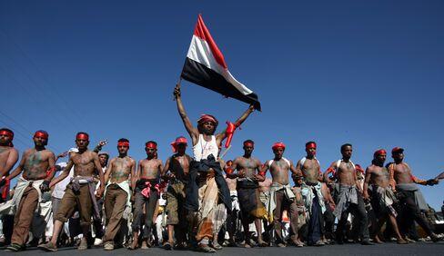 Saleh Gets Immunity as Arab League Seeks Peace in Syria