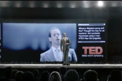 TED Goes to the Movies With 'Prometheus' Promotion
