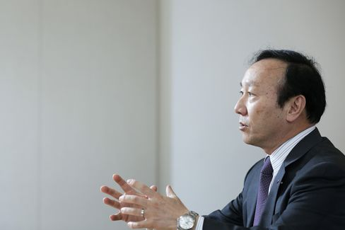 NTT Docomo Inc. President Kaoru Kato