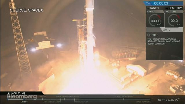 Space X successfully launches