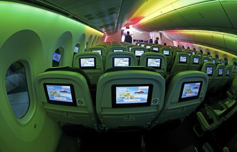 Airlines Plan Wide-Body Splurge as Profit Bounce Fires Ambitions
