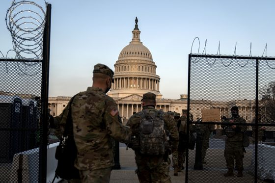 Threats to Lawmakers Spur Request for More National Guard Help
