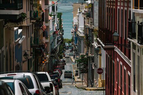 San Juan, Puerto Rico, on July 8, 2015.