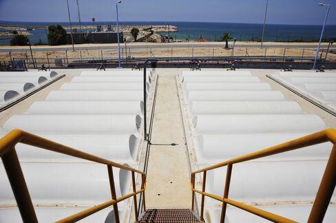 Seawater Reverse Osmosis in Israel