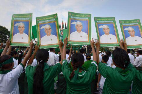 MYANMAR-POLITICS-ELECTION