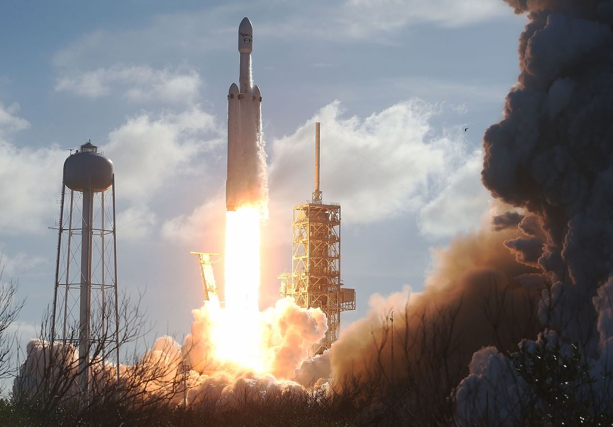SpaceX Lands $178 Million NASA Contract for Jupiter Moon Mission