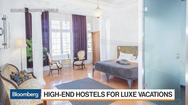At Fancy Hostels, Business Travelers Are Replacing Backpackers
