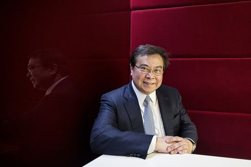OCBC Chief Executive Officer Samuel Tsien