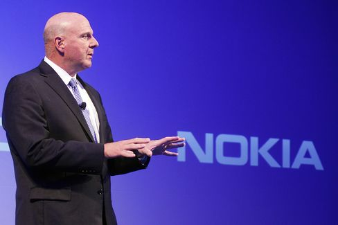 Microsoft Raced to $7.2 Billion Deal With Soul-Searching Nokia