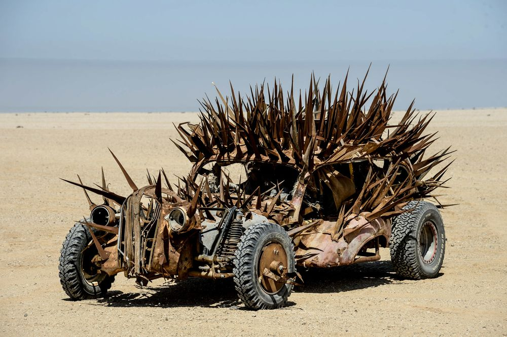 Every Killer Car In Mad Max Fury Road Explained Bloomberg