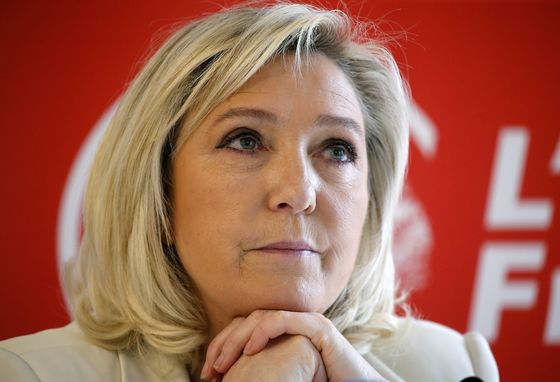 The Transformation of Marine Le Pen Has Macron's Allies Worried