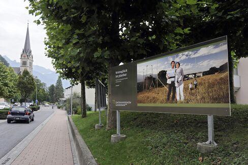 Billionaire Haven Liechtenstein Seen Losing Amid Bank Reform