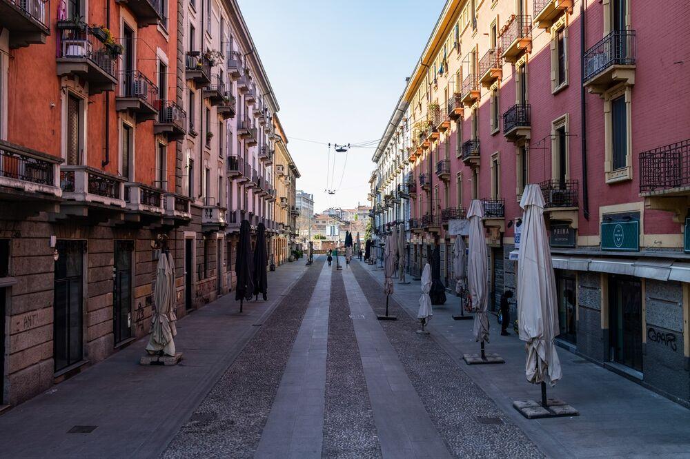 Italy Coronavirus Lockdown News When Do Restrictions End Bloomberg