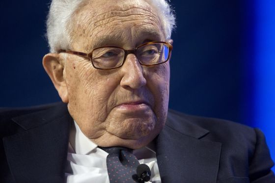 Kushner Foreign Policy Role Grew After Kissinger Lunch (Correct)