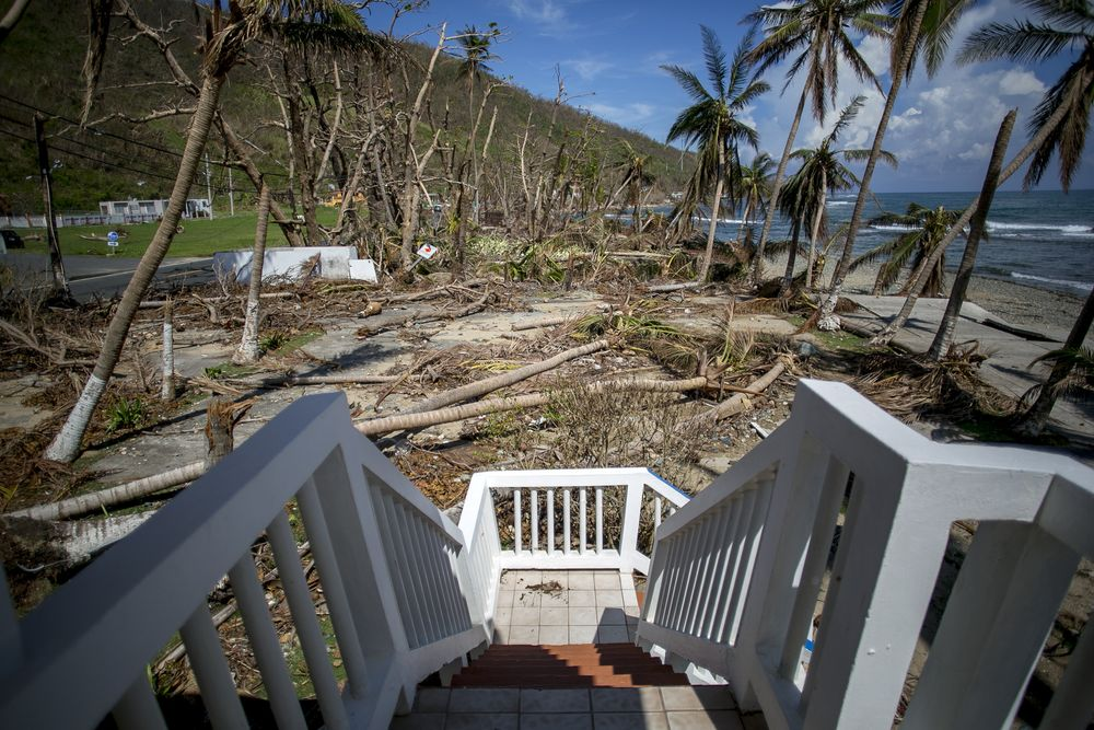 Hurricanes Keep Ruining Beach Hotels
