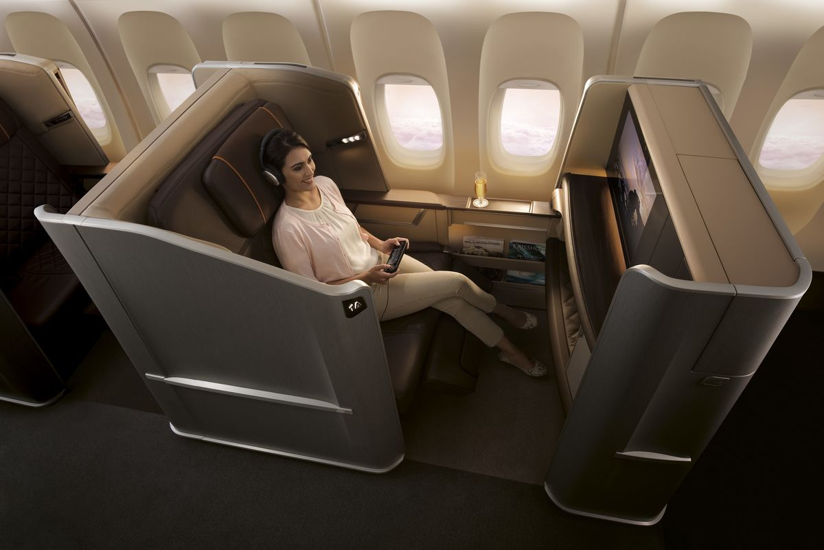 How To Fly The Best First Class Seats Cheaper Than Economy