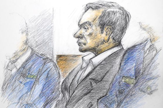 Carlos Ghosn: From Private Jet to 108 Days in Jail