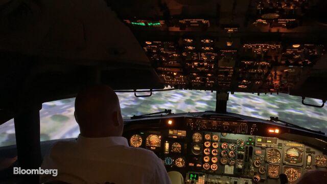 Open Cockpits 737
