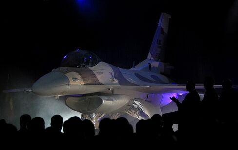 Lockheed Raises Profit Forecast as Earnings Exceed Estimates