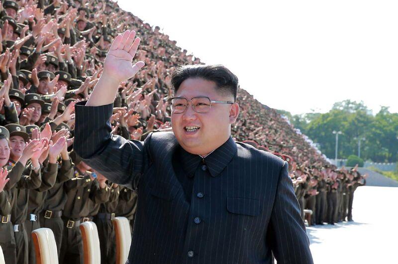 Το μυστικό όπλο της Βόρειας Κορέας -μία τεράστια ηλεκτρομαγνητική καταιγίδα