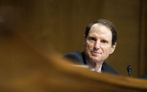 Senate Finance Committee Chairman Ron Wyden