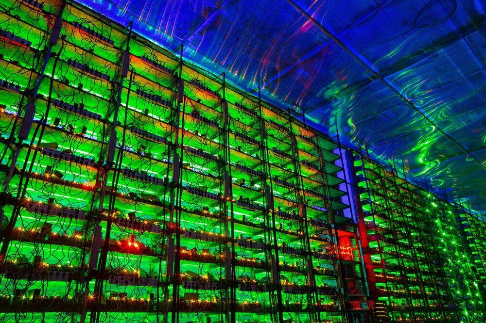 real bitcoin mining)