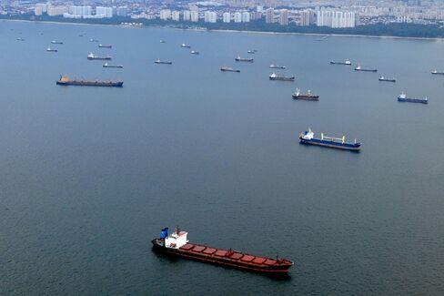Pirates Hijack Gasoil Tanker Near Singapore in Second Attack