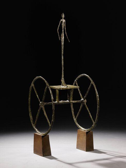 Alberto Giacometti's