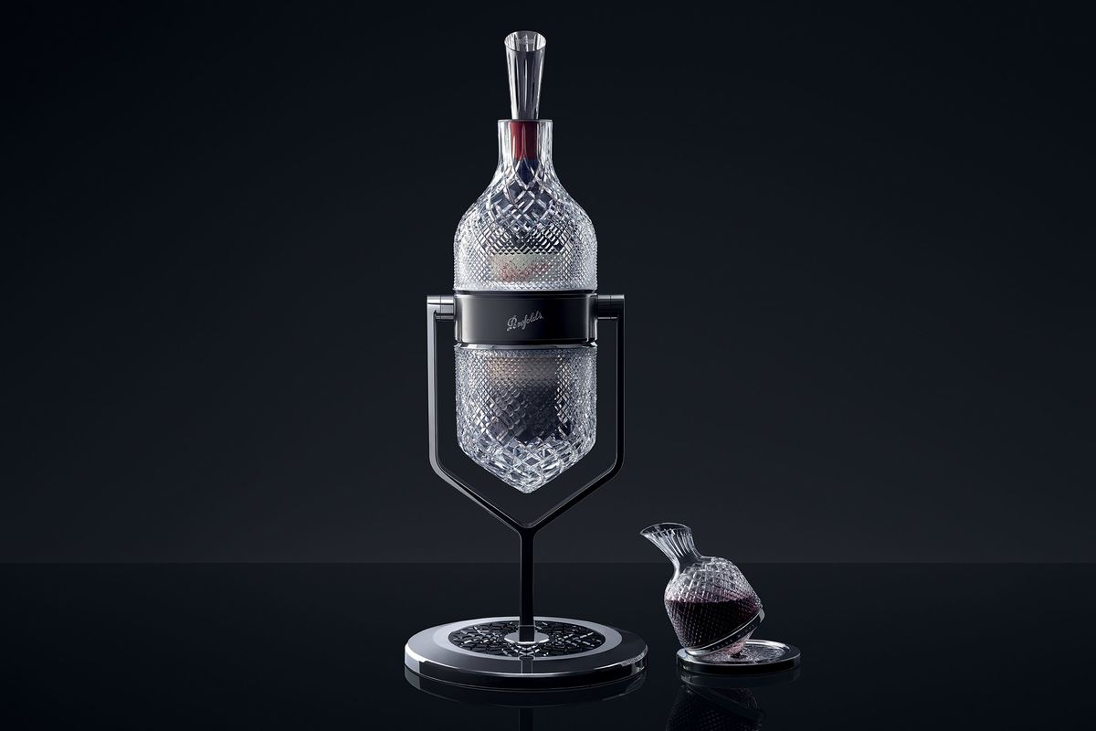 Australia's Most Famous Winery Releases a $185,000 Bottle