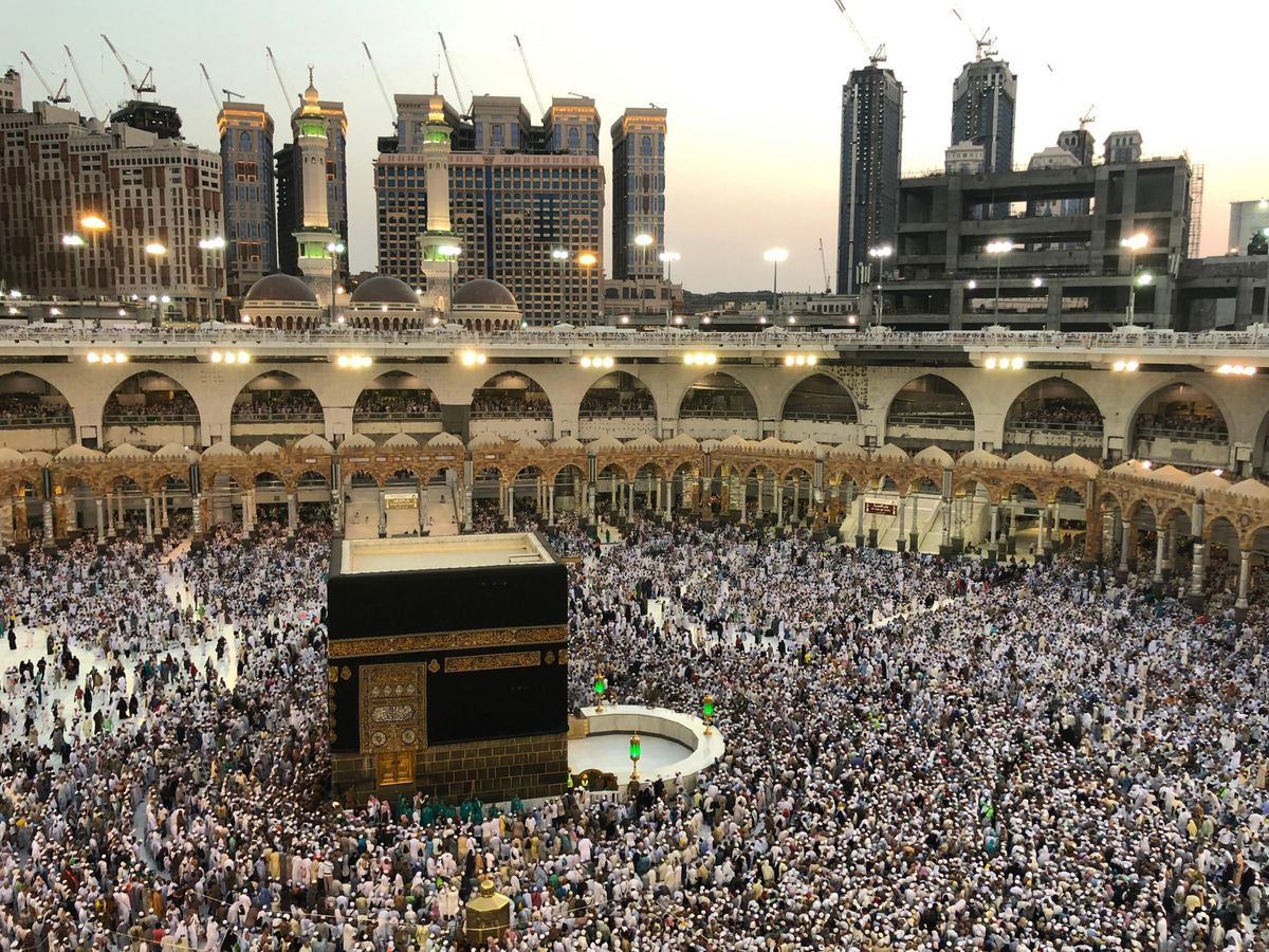 Come to Pray, Stop to Shop, Saudis Set to Triple Malls in