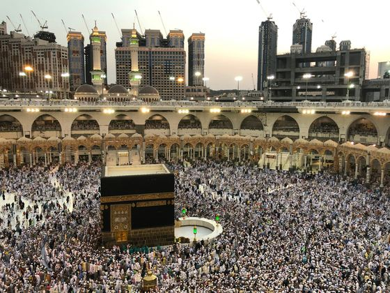 The Saudis Want Pilgrims to Spend More Time Shopping