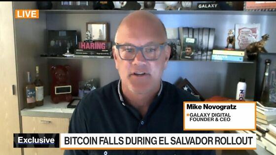 Bitcoin Nurses Losses After El Salvador's Glitched Rollout