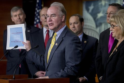 House Budget Chairman Tom Price Introduces FY16 Budget Resolution