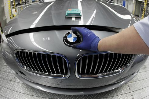 German Factory Orders Unexpectedly Rise