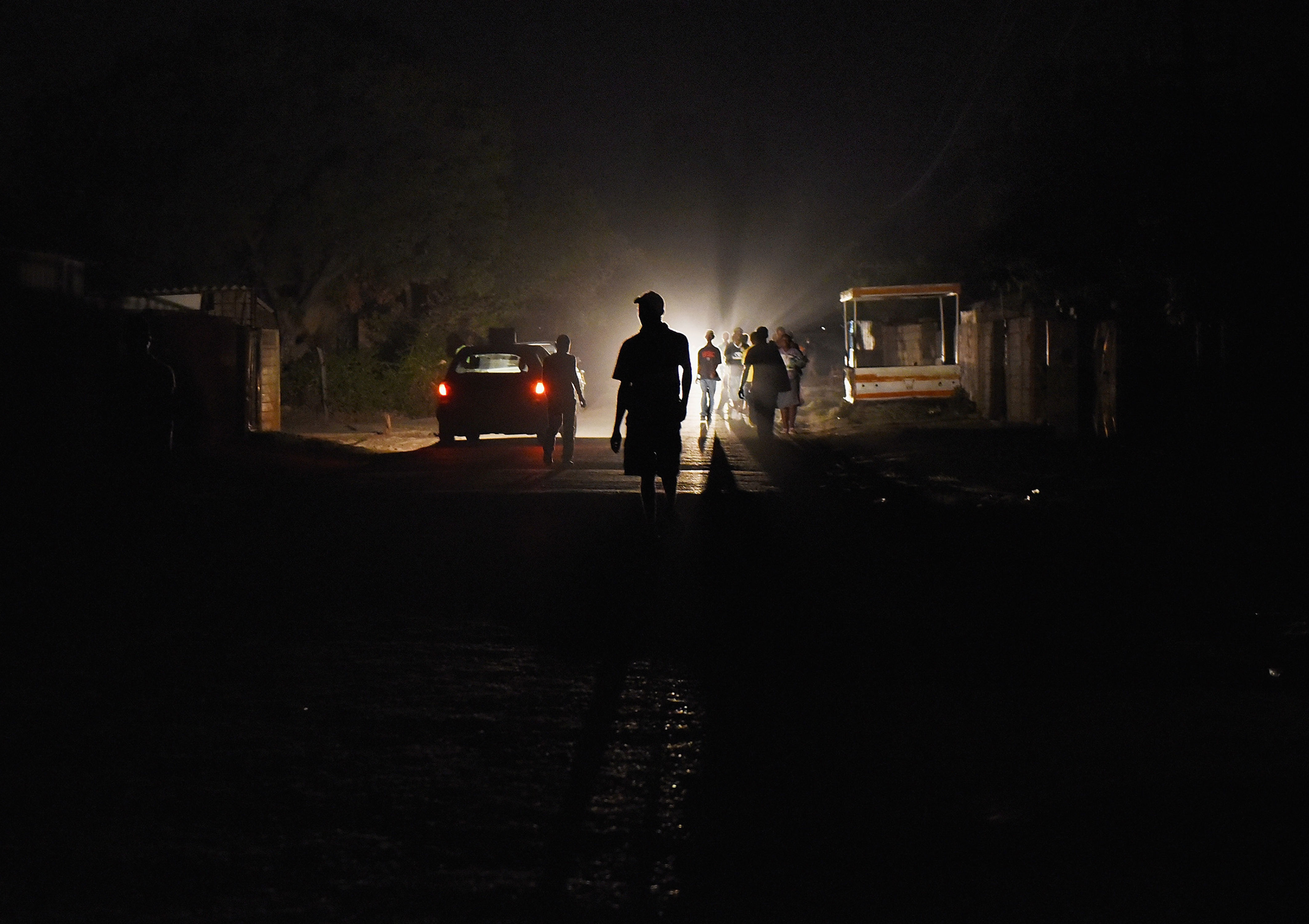 bloomberg.com - Brian Latham - By Killing the Internet, Zimbabwe Kills Commerce and the Lights